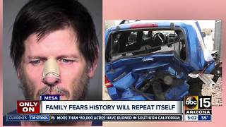 Family fears history will repeat itself after deadly crash - Video
