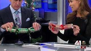 Cracking open the history behind Christmas crackers - Video