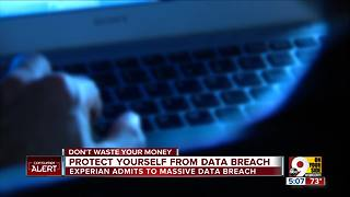 How to protect yourself from data breach - Video