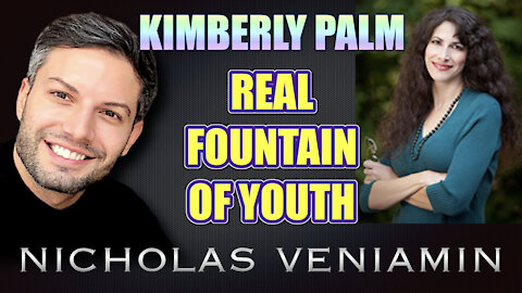 Kimberly Palm Discusses Real Fountain Of Youth with Nicholas Veniamin