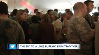 Red Cross to end the annual BASH after this year - Video