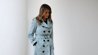 Melania Trump's Spokeswoman Issues Sharp Retort About Rudy Giuliani - Video