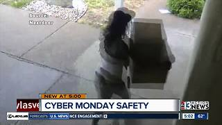 How to keep Cyber Monday packages safe from thieves - Video