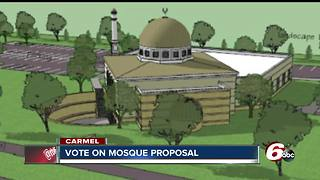 Hundreds of Carmel residents weigh in on proposed mosque - Video