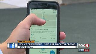 Cape Coral Police Department joins 'Neighbors' app