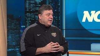 NCAA Tournament Bracket Breakdown with Greg Kampe - Video