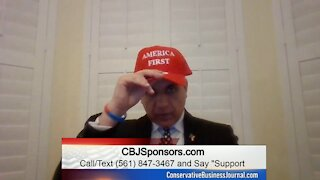 CBJ Real News Show (Part 98): Why I'm a Proud Conservative...