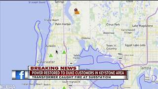 Power restored to Duke Energy customers in Keystone area - Video