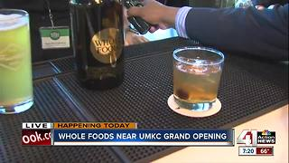 A look inside the new Kansas City Whole Foods Market - Video