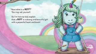 The Nuff: How a children's book about a unicorn is inspiring young girls