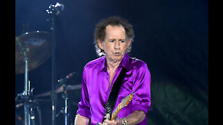 Keith Richards has quit cigarettes and alcohol