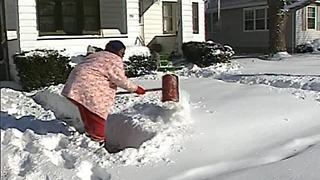 From The Vault: Tri-State digs out from record snowstorm of 1996