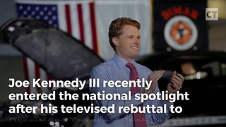 Joe Kennedy Goes Off The Rails With Hilarious Biden Statement - Video