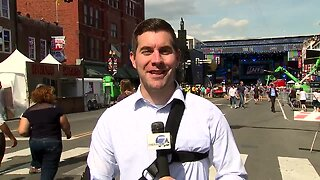 Denver7's Jason Gruenauer live from the NFL Draft in Nashville