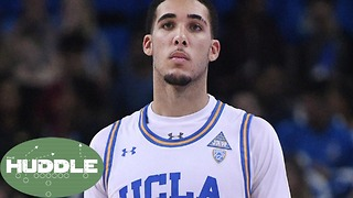 LiAngelo Ball SUSPENDED INDEFINITELY by UCLA; Is His Career Over?  The Huddle - Video