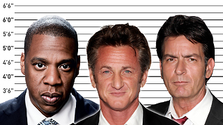 10 Awful Crimes Committed By Famous Celebrities - Video