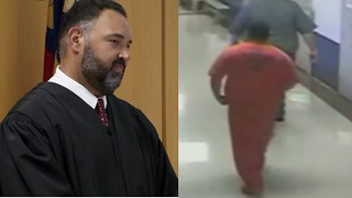 Judge Caught On Camera Going Into Inmate's Cell - Video