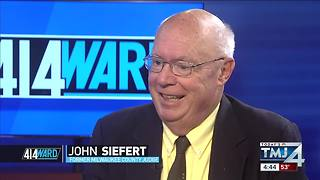 414ward: Former Milwaukee County judge likely to run for Sheriff - Video