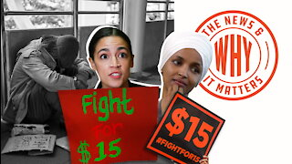 Dems Ignore 1.4 MILLION JOBS LOST in $15 Minimum Wage Increase | Ep 712