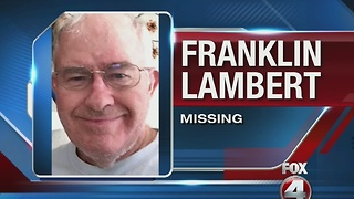 Missing elderly man - Video