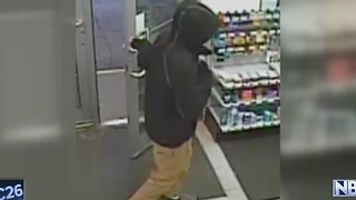 Sheboygan Police Department working to identify robbery suspect - Video