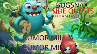 Bugsnax Side Quest Beffica Interview & Rumor Mill