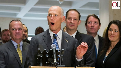 NRA Sues State Of Florida Over New Gun Law