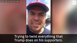 Hispanic Immigrant: Democrats Have Created Hate And Division - Video