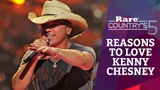 Reasons to Love Kenny Chesney | Rare Country's 5 - Video