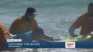 Future 6 provides surfing for kids with special needs