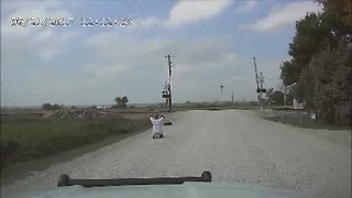 Video of escaped inmate's arrest released - Video