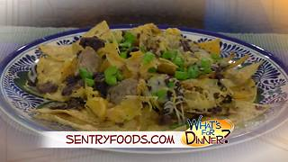 What's for Dinner? - Brat Nachos