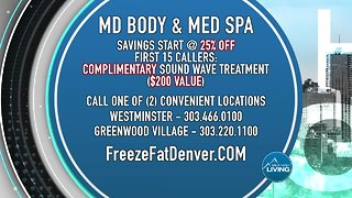 MD Body and Med Spa: Get Rid of Stubborn Fat with Coolsculpting!