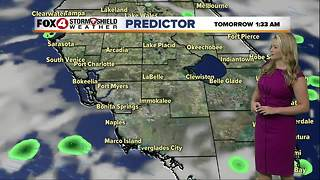 FORECAST: Hot and Humid with Scattered Storms