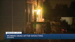 Woman dead after shooting in Eastpointe