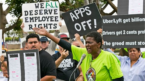 The Uber/Lyft strike points out fundamental problem in Rideshare companies