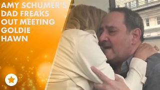 Amy Schumer makes her Dad's dream come true - Video