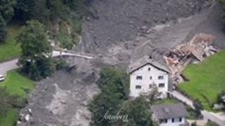 Several Missing After Landslide in Swiss Alps - Video