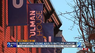 New housing supports young adults battling cancer