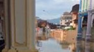 Flooding Swamps Penang - Video
