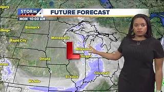 Winter Storm Warning Issued - Video