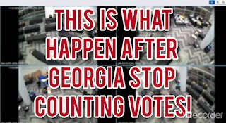 WHAT HAPPENED AFTER GEORGIA QUIT COUNTING