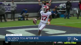 OU beats TCU on the road