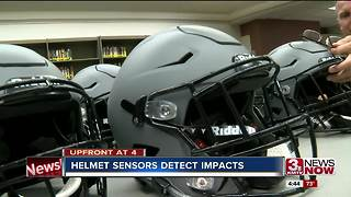 OPS receives specialized helmet to keep players safe - Video