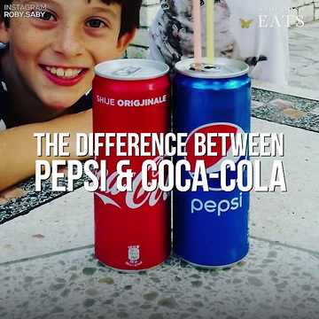 Coke vs  Pepsi: The Difference Is One Simple Ingredient