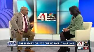 The history of jazz during World War I - Video