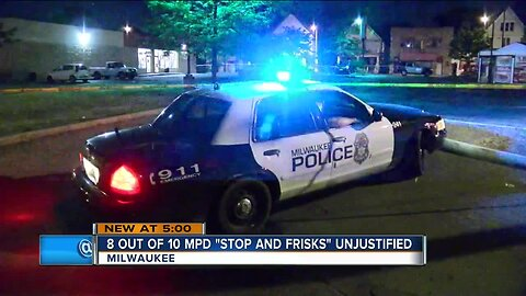 REPORT: Milwaukee Police not compliant in ACLU settlment, progressing