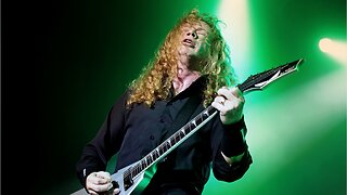 Megadeth Founder Dave Mustaine Diagnosed With Cancer