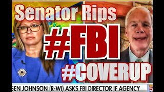 WI Senator Ron Johnson Rips FBI Coverup of Hunter Biden Laptop.mp4