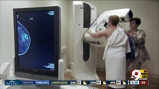 Mercy Health's mobile mammography bus coming to a location near you - Video